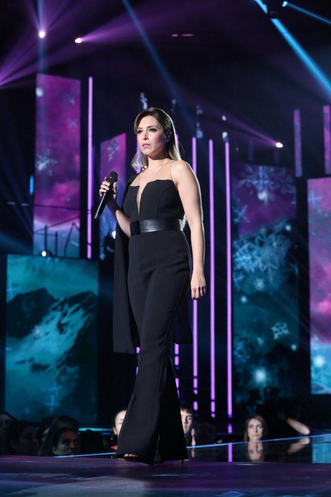 Estilismo para la cantante Gisela para actuación Gala Operación Triunfo-2