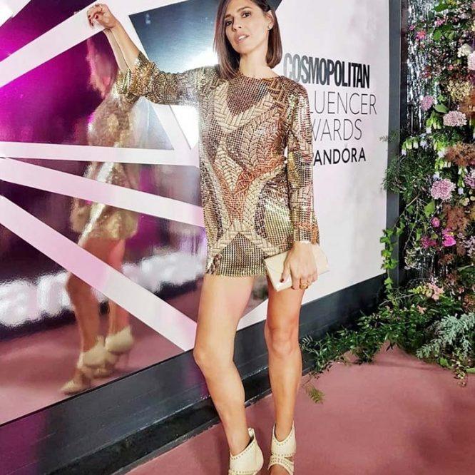 Estilismo para Cristina Brondo para los premios Cosmopolitan